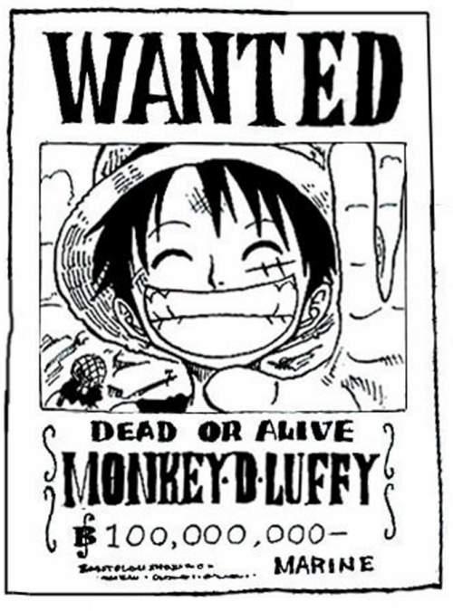 Postea lo que el de arriba quiere Luffy