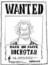 Wanted PRockstar